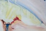 Májové lodě, akvarel, A2