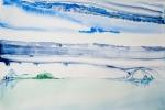 Ledová, akvarel, A2