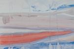 Podnebí, akvarel, A2